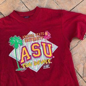 Vintage Arizona State University Sun Devils Shirt
